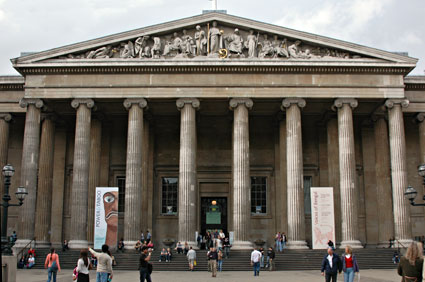 The British Museum's Clore Centre image