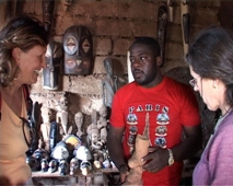 Winner of the 2009 Material Culture and Archaeology Film Prize: Shot in Cameroon and Brussels, 'Je ne suis pas moi-même' explores the world of African antiquities and the contradictions in a European art market hungry for new tribal objects. Where do the African masks come from? What journey do they make before their unveiling in fancy galleries or art collections in Europe? Who determines their value? © Alba Mora & Anna Sanmarti (film distributed by the RAI)